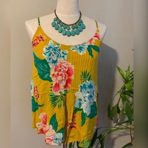 Old Navy Tropical Tank